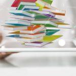 電子出版-イメージ-タブレット-電子書籍