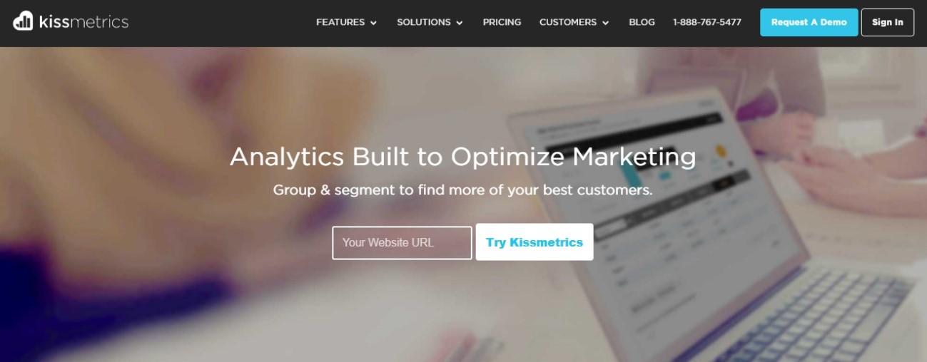 ウェビナー-キス-メトリクス-KISS-metrics-ホームページ