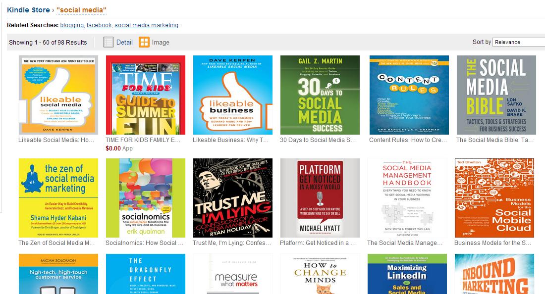 電子書籍-Kindleストア-social-media-検索結果-画面