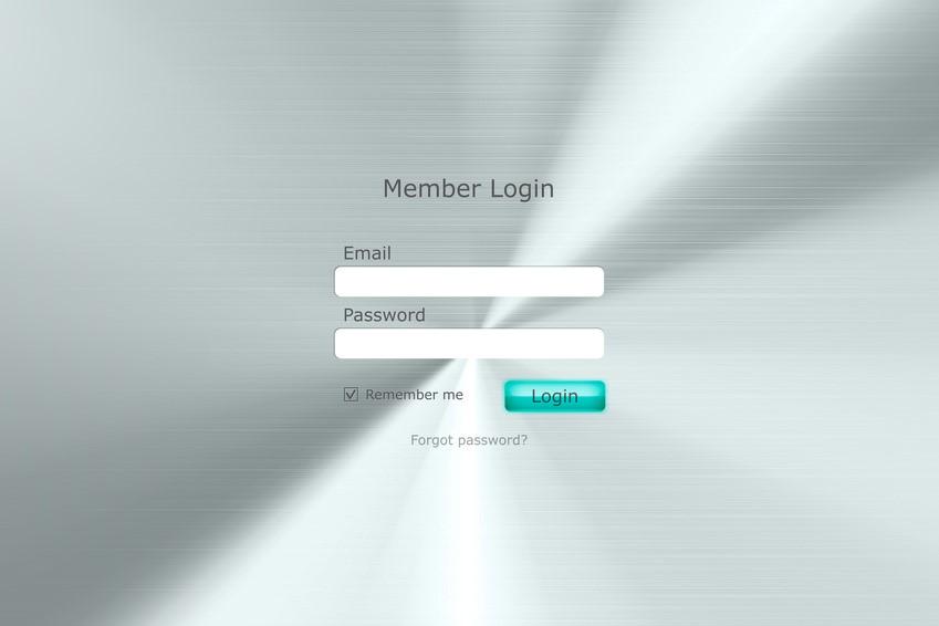 メンバーシップサイト-ログイン画面-イメージ