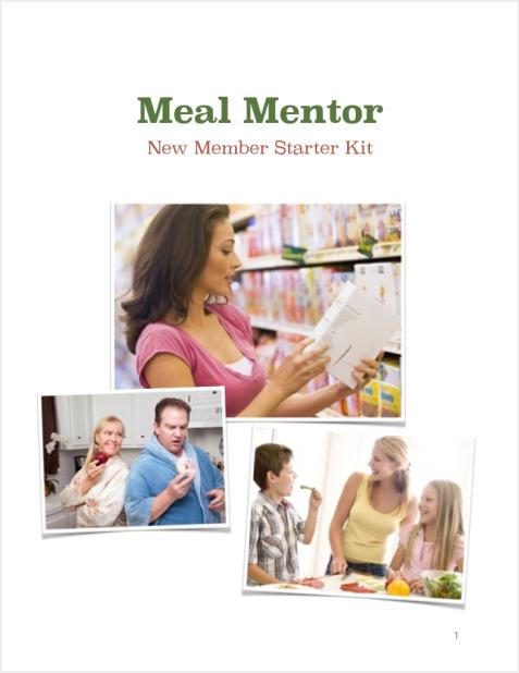 メンバーシップサイト-meal-mentor-ミール-メンター-スターターキット-PDF