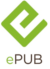 電子書籍-EPUB-ロゴ