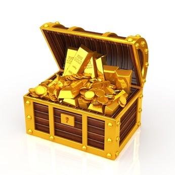 ヒーローズ-ジャーニー神話の法則-財宝と宝箱
