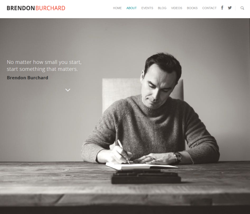 ブレンドン-バーチャード-Brendon-Burchard-ブランディング-ステートメント-1