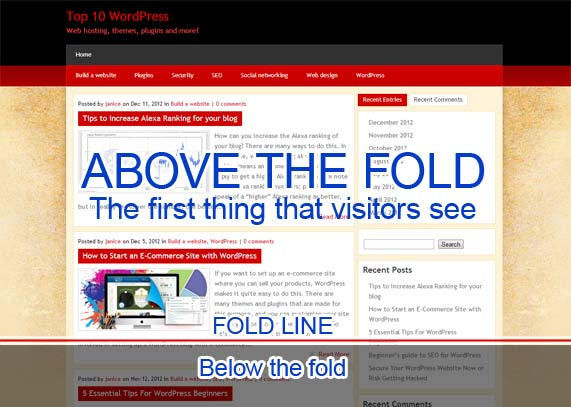 ABOVE-THE-FOLD-The-first-thing-that-visitors-see