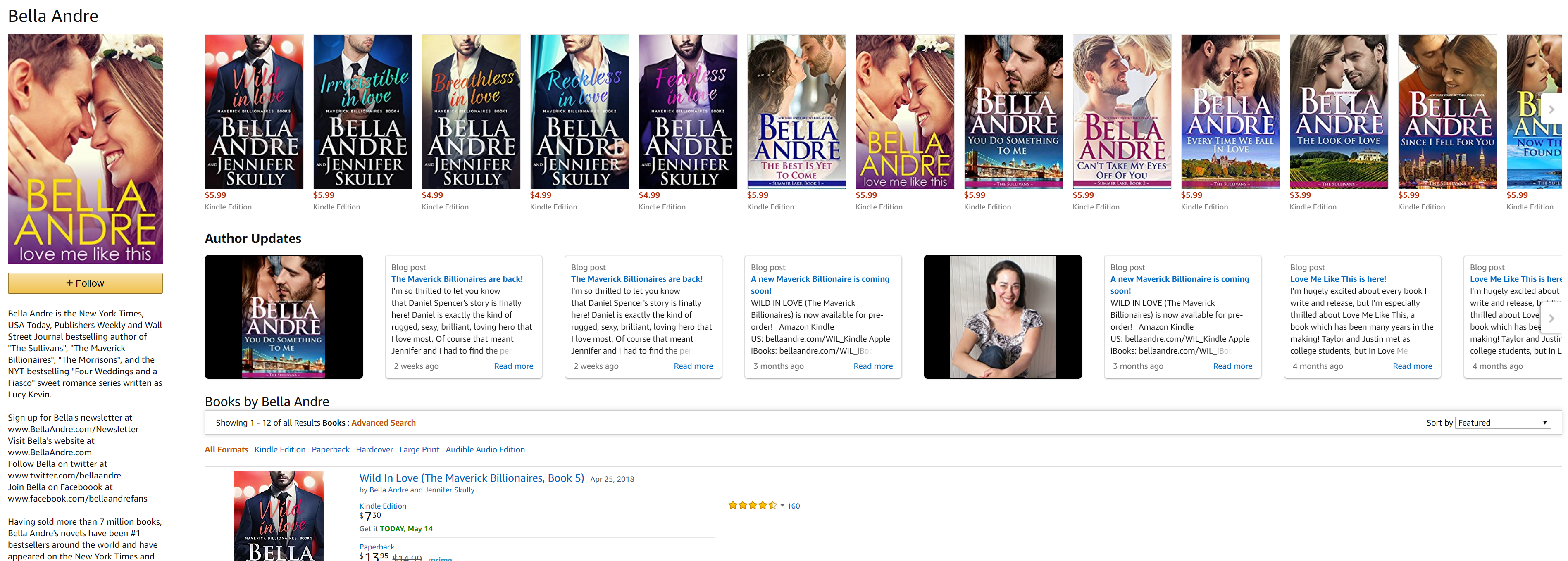 Bella-Andre-amazon-profile-page