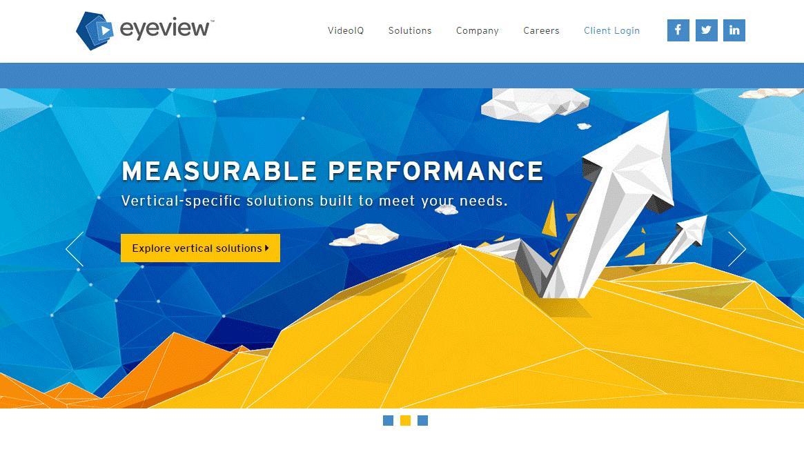 Eyeview-ホームページ-ナビゲーション