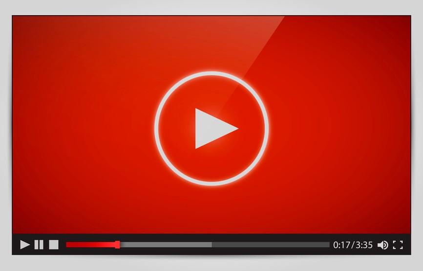 YouTube-動画-再生画面