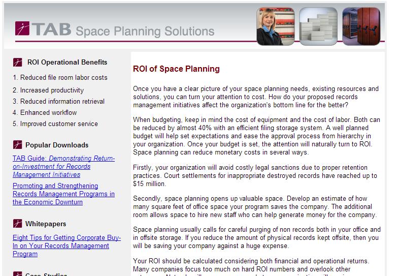 スペースプランニングのROI-2