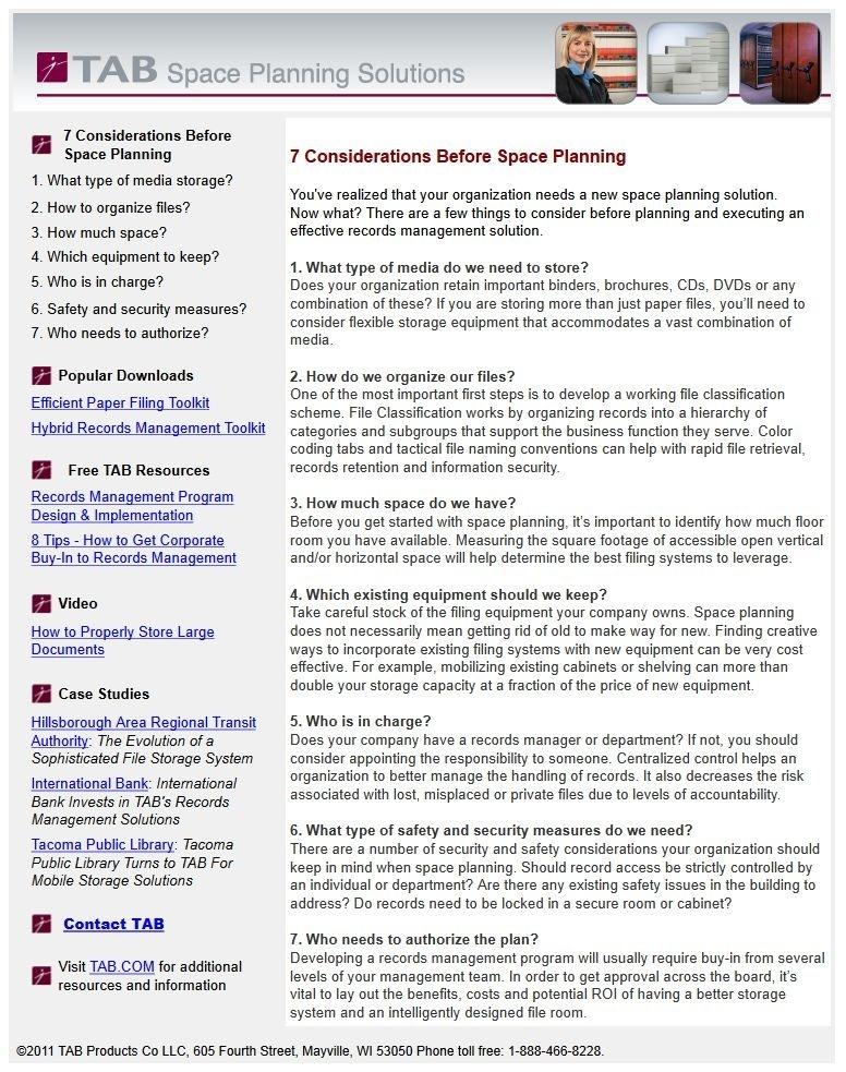 スペースプランニングをする前に検討すべき7つのこと-2