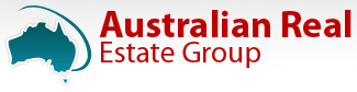 Australian-real-estate-groupのロゴ