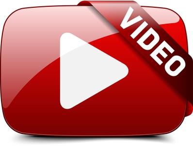 動画再生ボタンのイメージ