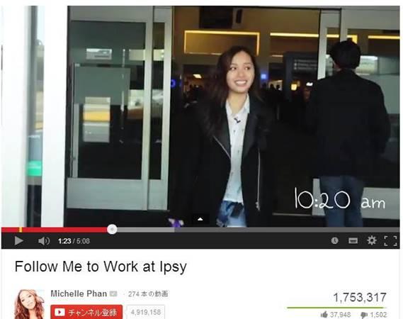 ドキュメンタリー形式の動画
